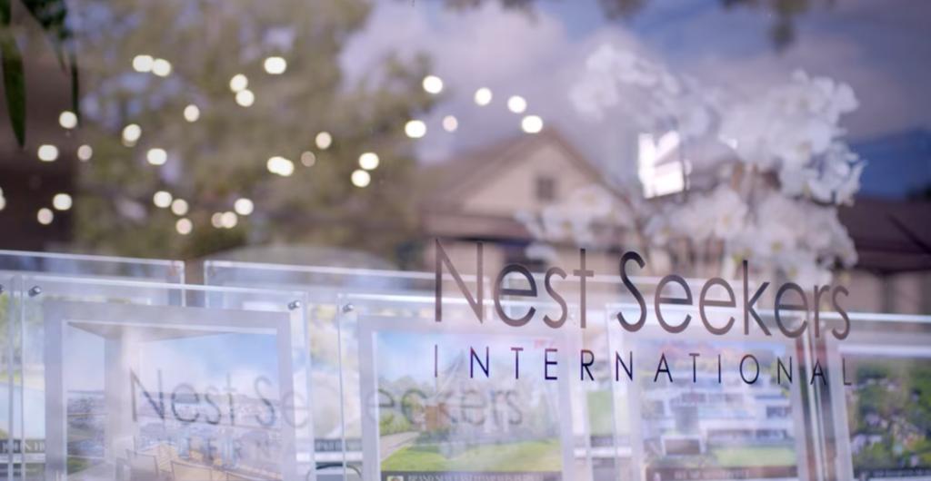 who owns Nest Seekers, Nest Seekers International, CEO, owner, Million Dollar Beach House, Netflix
