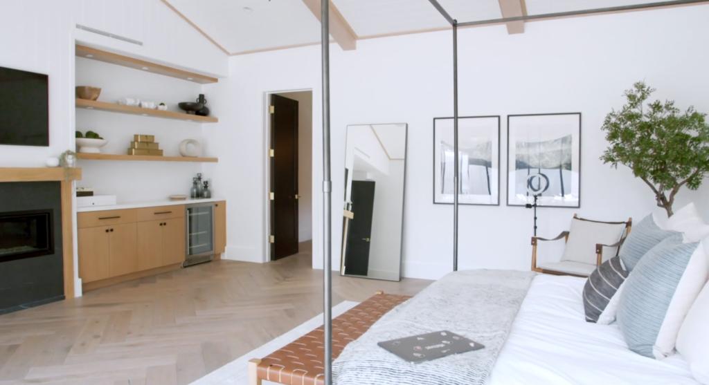 james charles bedroom