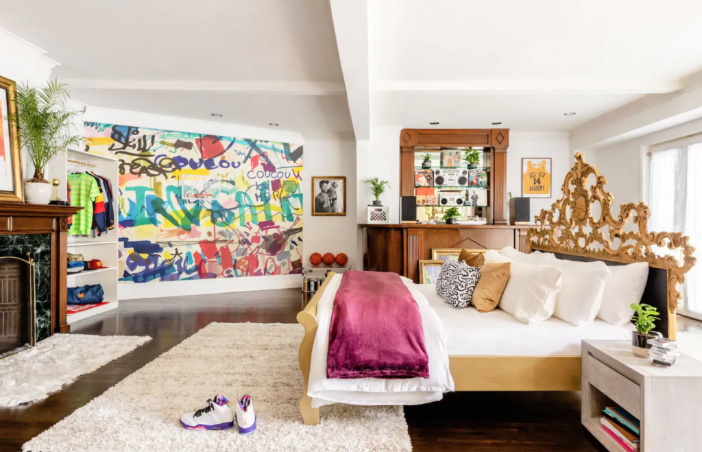 Will Smith puts Fresh Prince of Bel-Air mansion on Airbnb