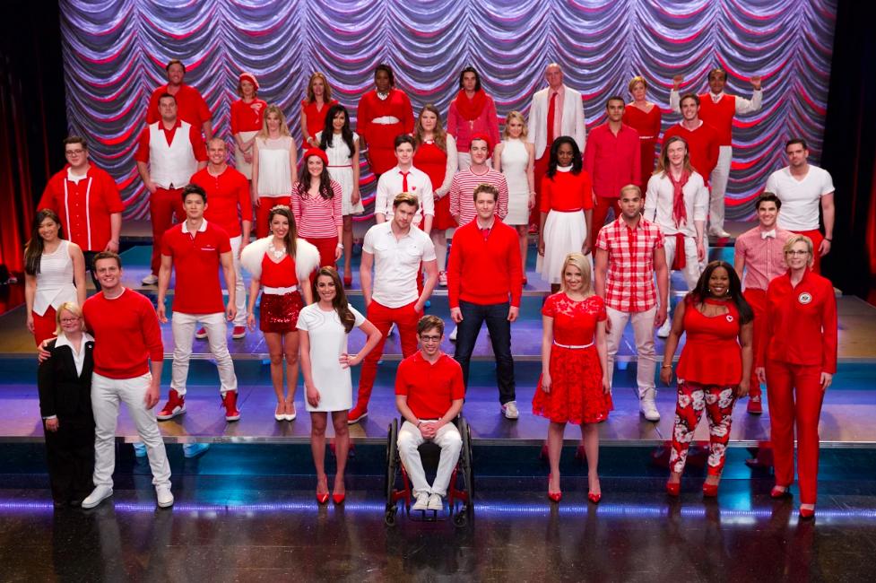worst tv show ending glee