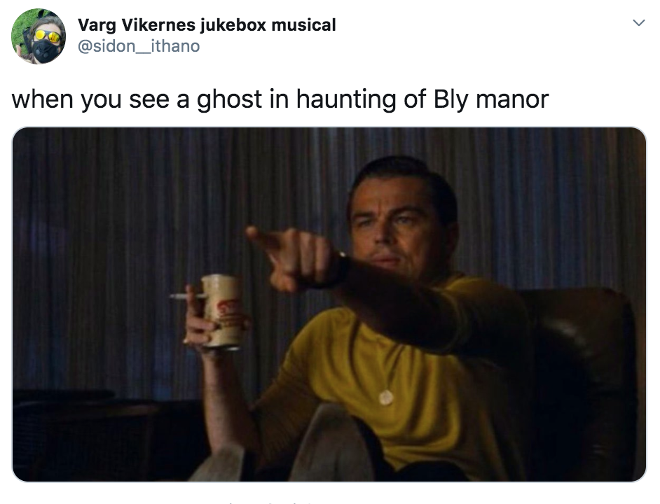 The Haunting of Bly Manor, memes, meme, reaction, Netflix, funny, best, Twitter, Tweets, perfectly splendid