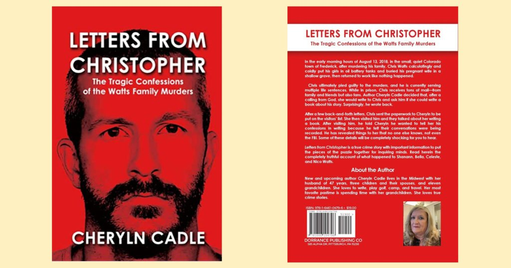 series like American Murder, American Murder: The Family Next Door, Netflix, watch next, documentary, film, movie, podcast, book, case, Chris Watts, Shanann Watts, Watts family, killing, murder, true crime, Letters from Christopher