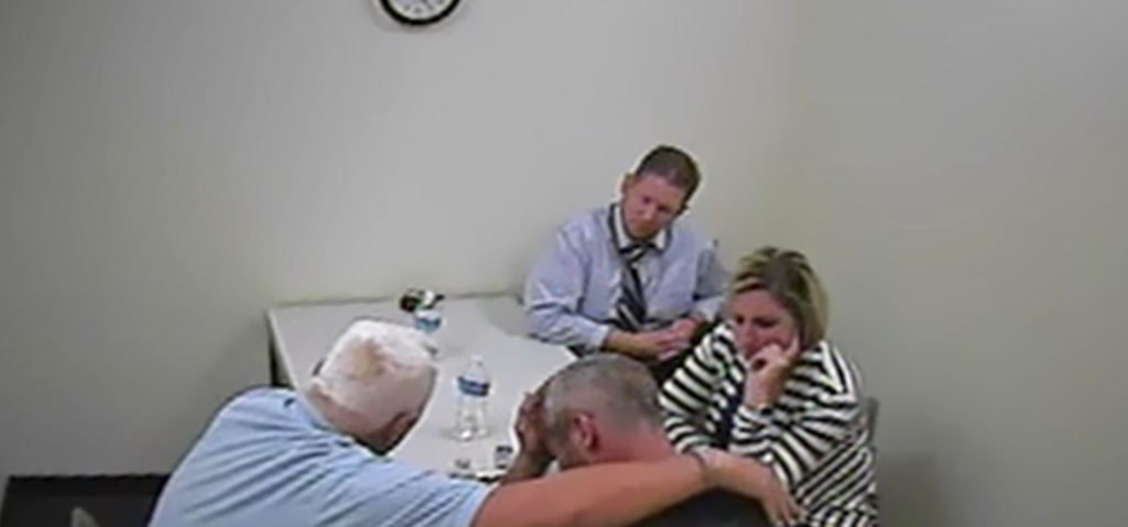 Chris Watts polygraph test, Chris Watts, polygraph, test, lie detector, interview, Tammy Lee, full, watch, video, questions, answers, score, result, American Murder, The Family Next Door, Netflix, Shanann Watts