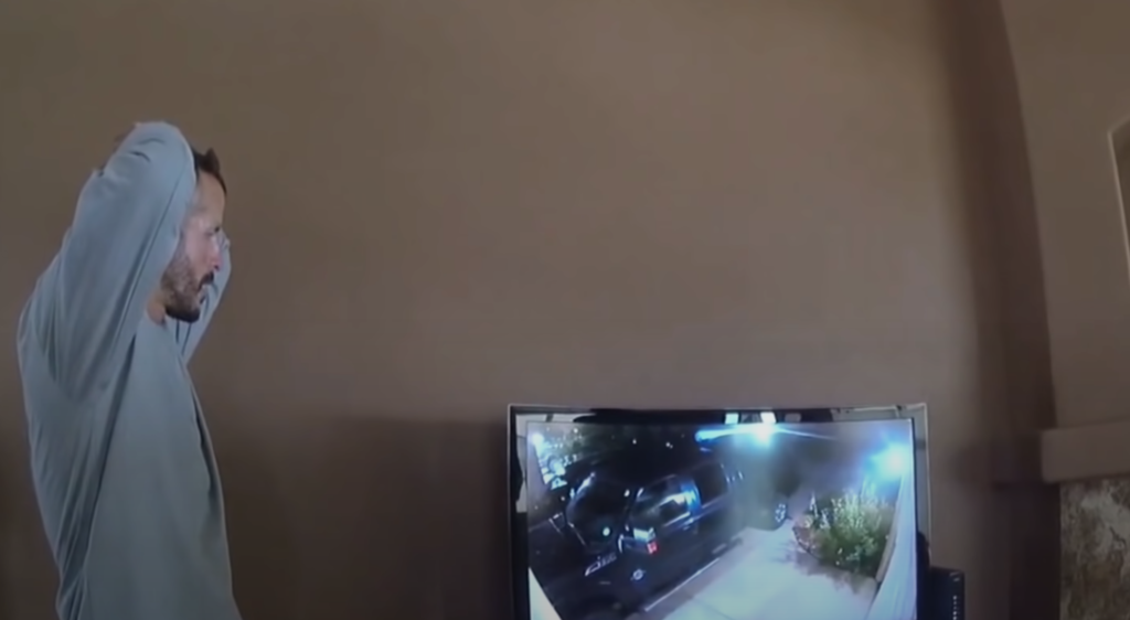 Chris Watts, body language, American Murder, The Family Next Door, analysis, CCTV, footage, police, body cam, case, evidence, killings, Shanann Watts