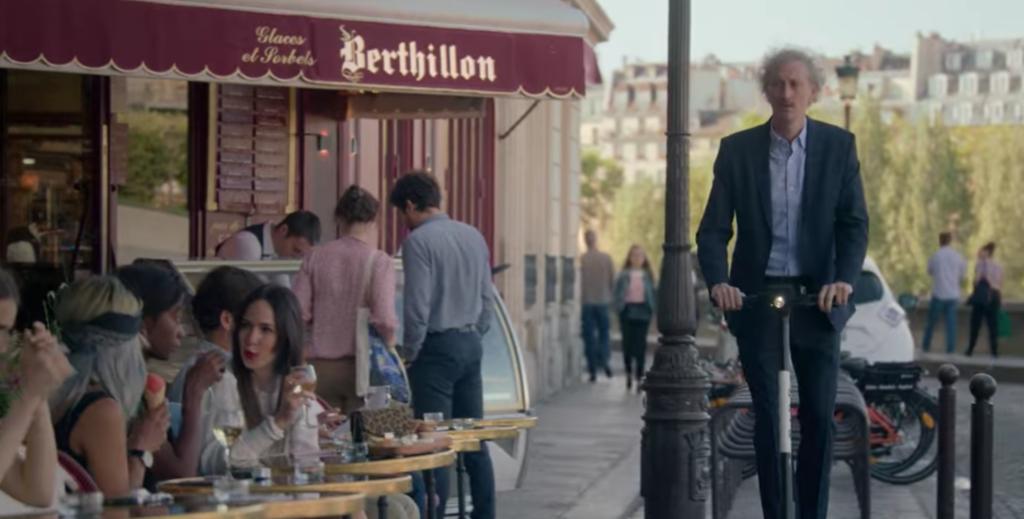 Emily In Paris, filming locations, where, filmed, set, real life, Paris, Netflix, series, show, Le Flore en l'Île