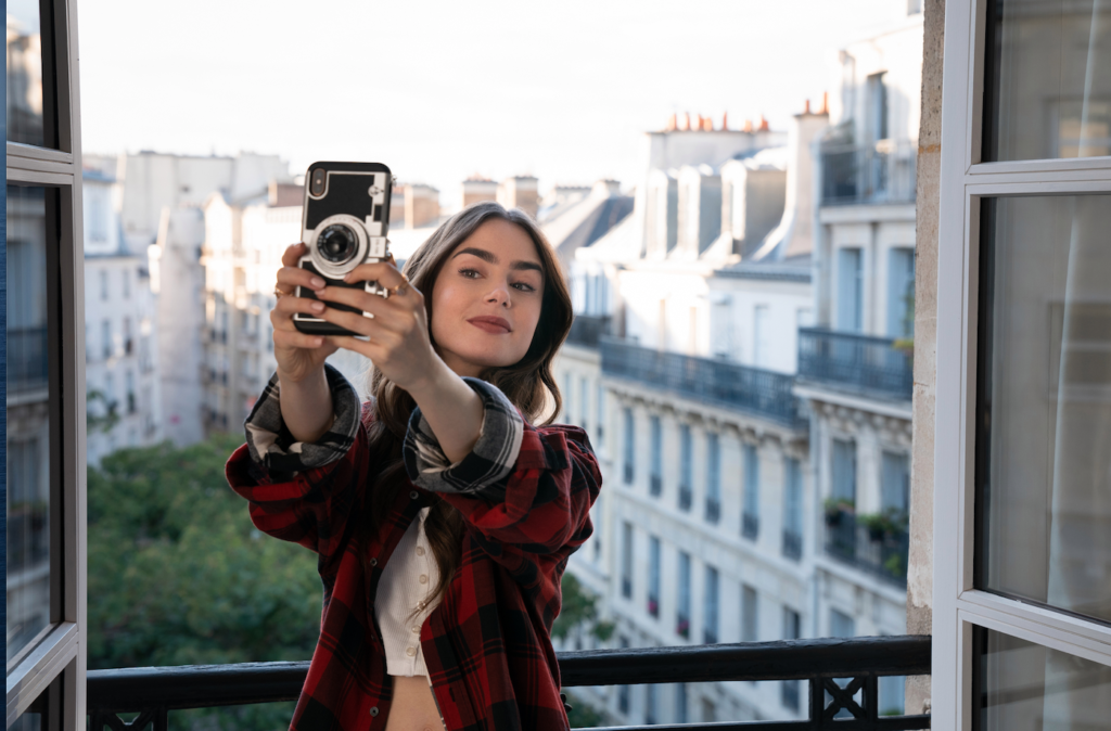 We're not all sex fiends': French people tell us what they really think of  Emily in Paris