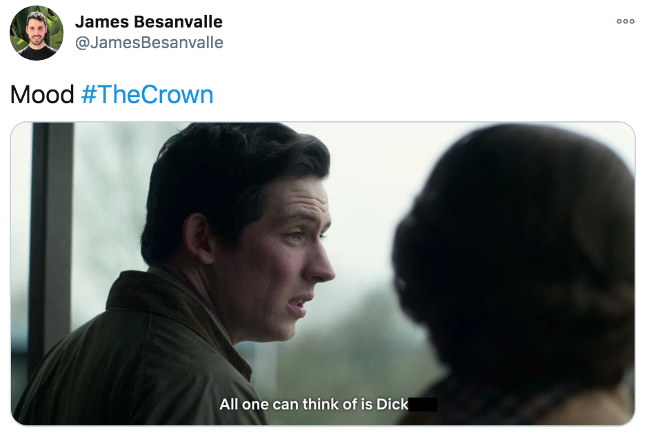 The Crown, season four, Netflix, memes, meme, reaction, Twitter, reviews