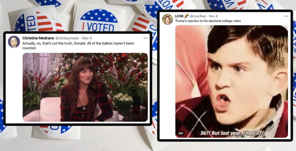 Election Memes A Roundup Of The Funniest Tweets About The Election