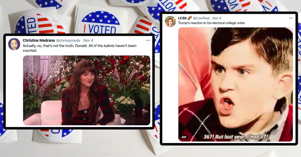 Election memes: A roundup of the funniest tweets about the ...