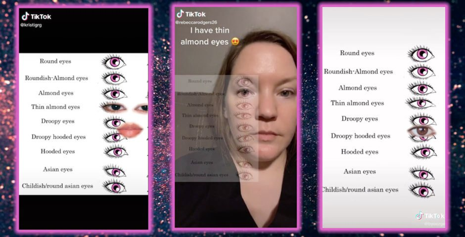 TikTok Challenge Goes Viral As Teens Press Bleach Packets ...  |Tiktok Eye Color Chart