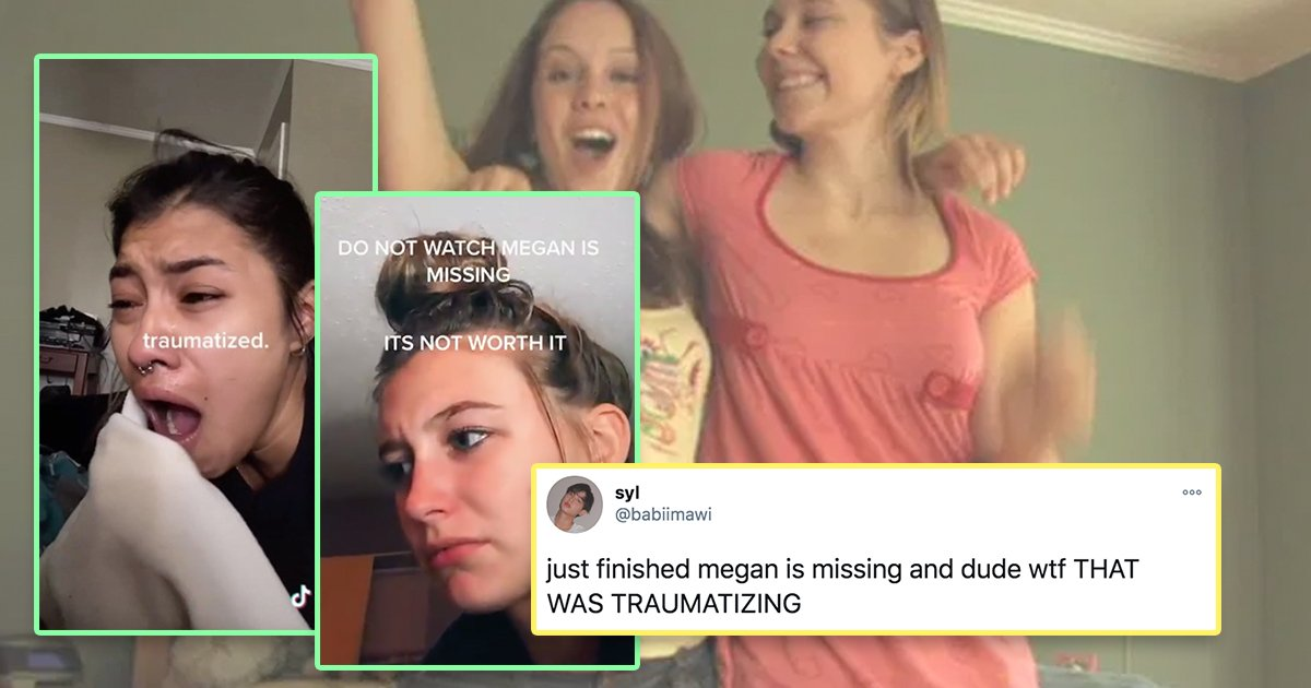 Megan Is Missing The Banned Horror Film Is Leaving Tiktok Traumatised