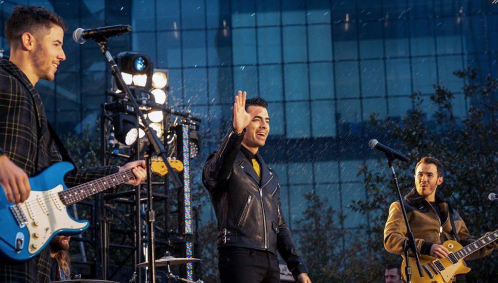The Jonas Brothers, Nick Jonas