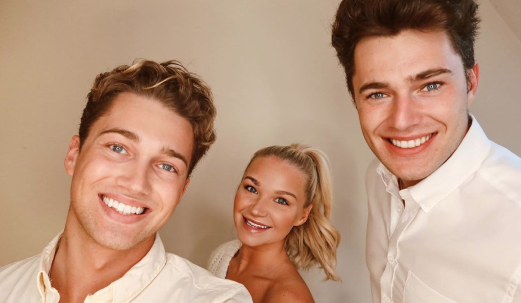 Abbie Quinnen, AJ Pritchard, girlfriend, dancer, from, age, profile, Instagram, job, I'm A Celeb, celebrity, Get Me Out Of Here, Strictly