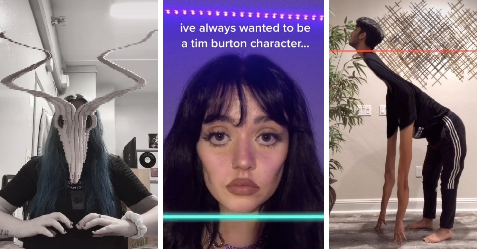 The Best Examples Of Tiktok S Time Warp Scan Filter