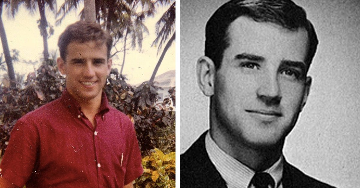 Young Joe Biden These Pictures Prove How Fit Joe Biden Used To Be