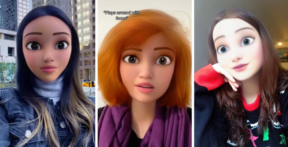 This Is How To Do That Disney Style Cartoon Filter Everyone Is Using