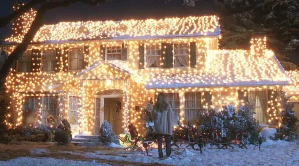 Christmas, movie, houses, films, movies, homes, real life, price, festive, National Lampoon
