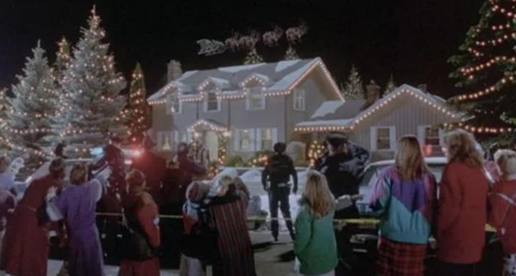 Christmas, movie, houses, films, movies, homes, real life, price, festive, Scott, The Santa Clause
