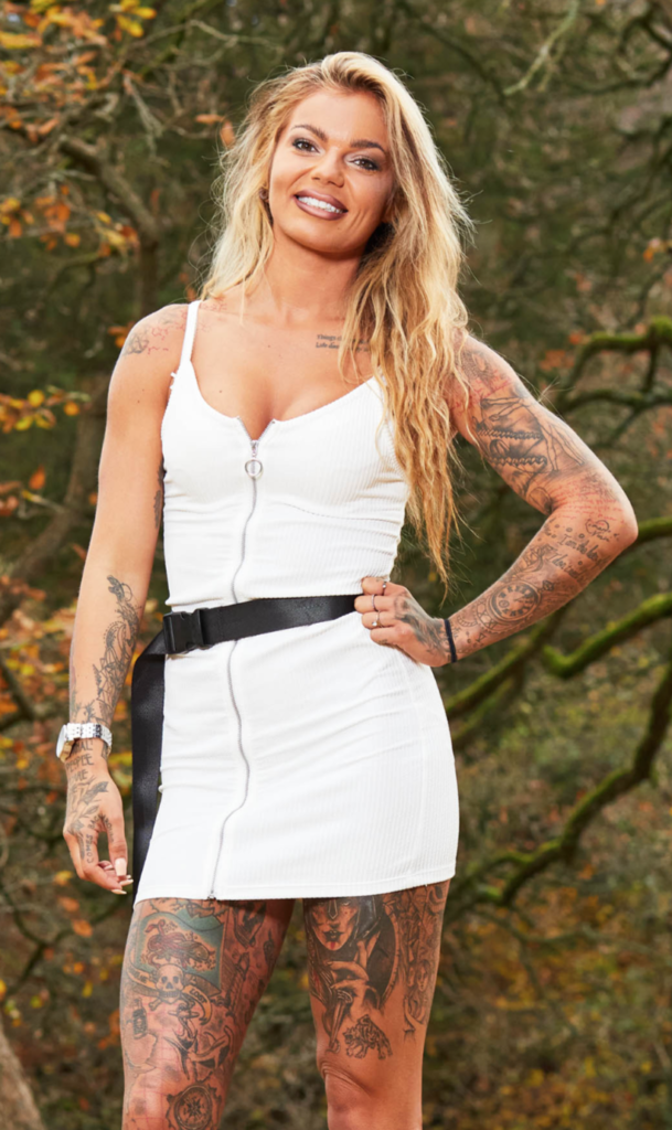 The Cabins, cast, contestants, full, list, ITV, ITV2, dating, new, series, show, Love Island, meet, age, job, from, Sarah