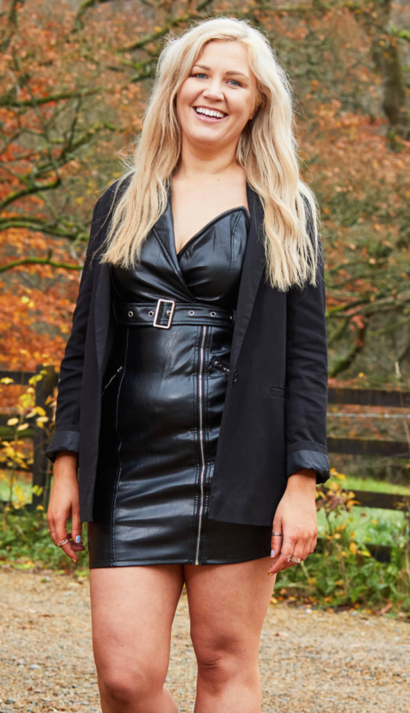 The Cabins, cast, contestants, full, list, ITV, ITV2, dating, new, series, show, Love Island, meet, age, job, from, Charlotte