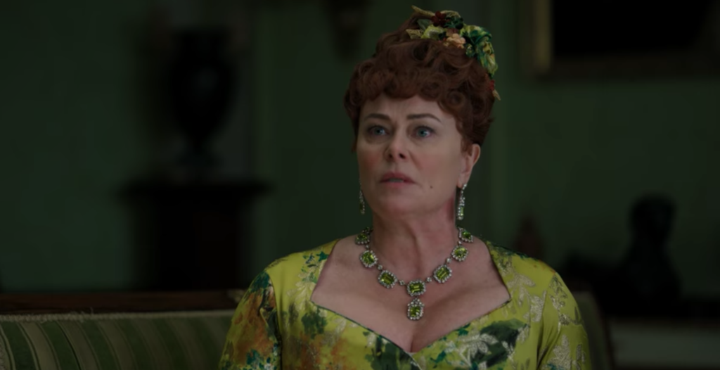 Bridgerton, cast, real life, pictures, Instagram, look like, Netflix, characters, Lady Featherington, Polly Walker