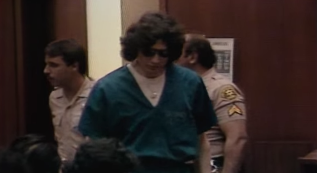 Richard Ramirez, Night Stalker, Netflix, The Hunt For A Serial Killer, profile, about, who was, early years, born, age, family, crimes, true story, real life, murders, now, prison, death, death row