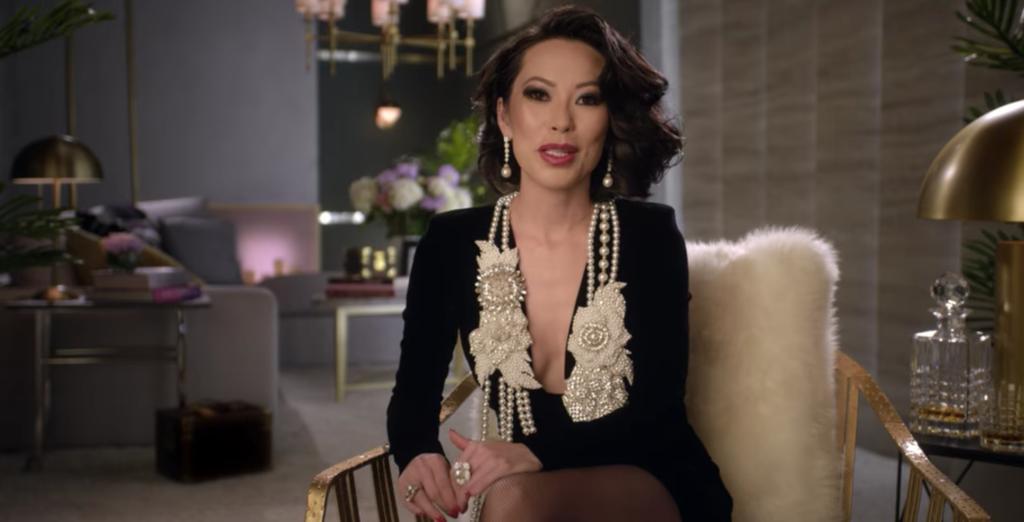Bling Empire, Netflix, cast, reality, tv, show, series, new, Christine Chiu