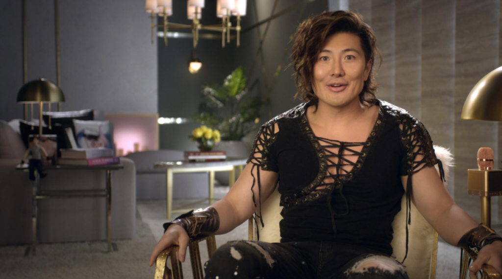 Bling Empire, Netflix, cast, reality, tv, show, series, new, Guy Tang
