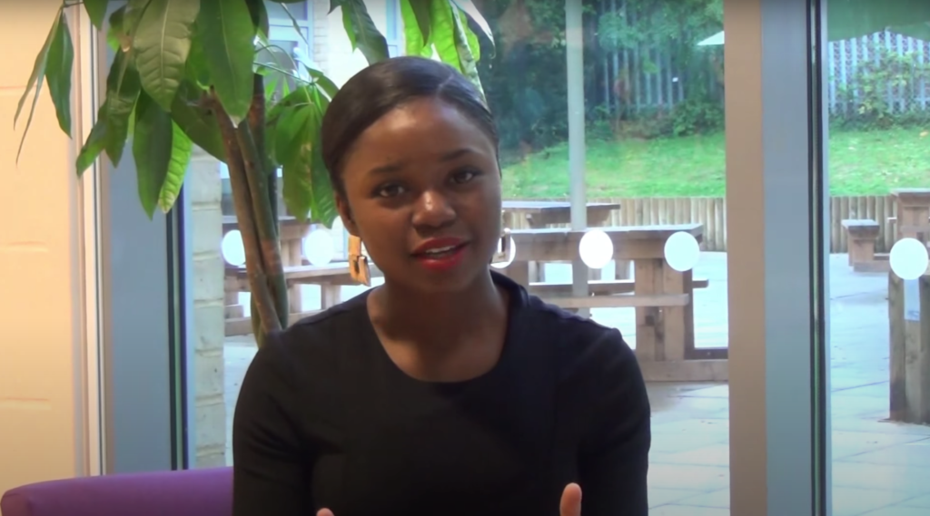 Charlene Osuagwu, mi high, carrie