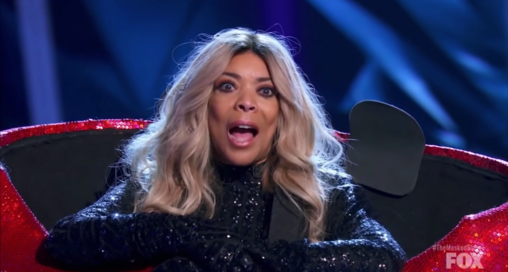 wendy williams, the masked singer