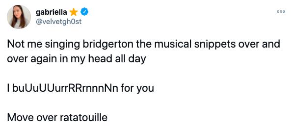 bridgerton tiktok musical