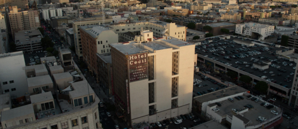The Cecil Hotel, Hotel Cecil, Los Angeles, history, timeline, deaths, death, murder, suicide, killings, happened, ever, Netflix