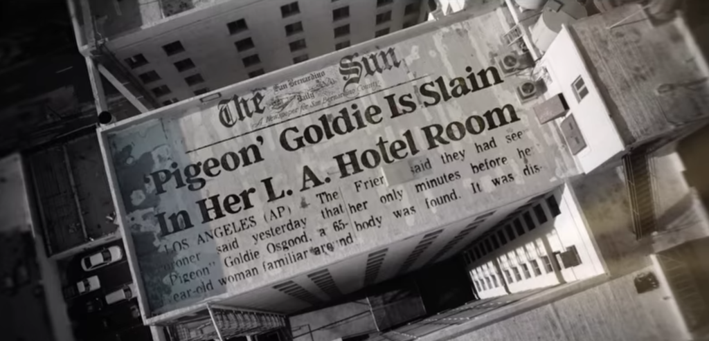 The Cecil Hotel, Hotel Cecil, Los Angeles, history, timeline, deaths, death, murder, suicide, killings, happened, ever, Netflix, Goldie Osgood, Pigeon
