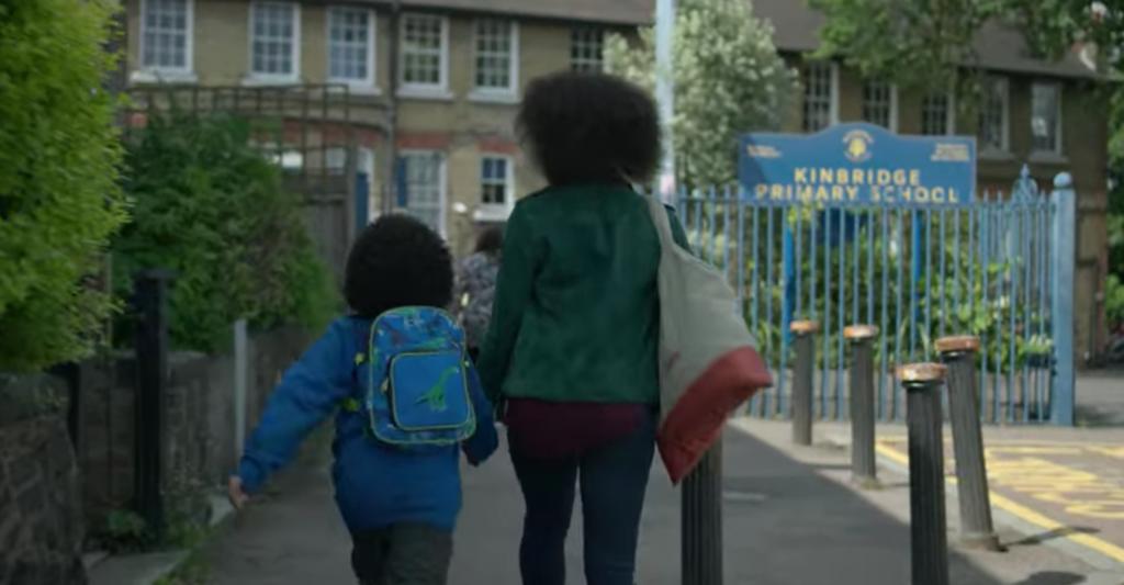 Behind Her Eyes, filming locations, filmed, set, Netflix, where, Kinbridge Primary School, School, Adam, Louise