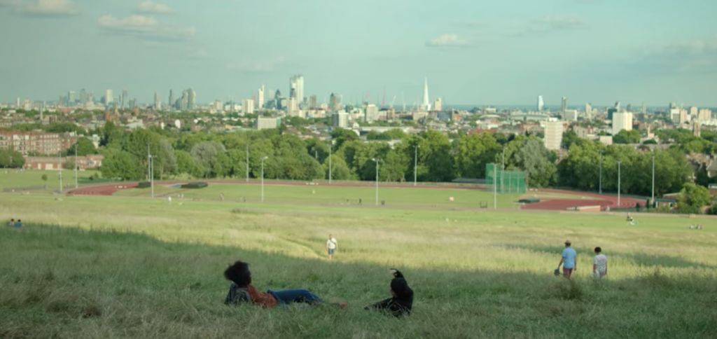 Behind Her Eyes, filming locations, filmed, set, Netflix, where, Hampstead Heath, London
