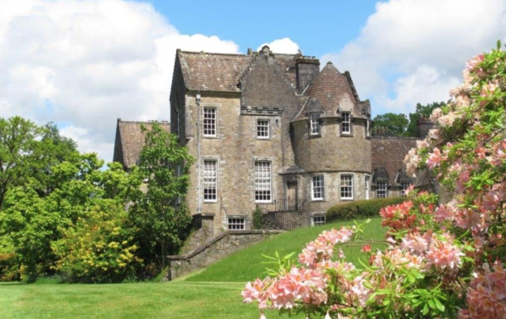 Ardkinglas House, Ardkinglas Estate, Scotland, Loch Fyne