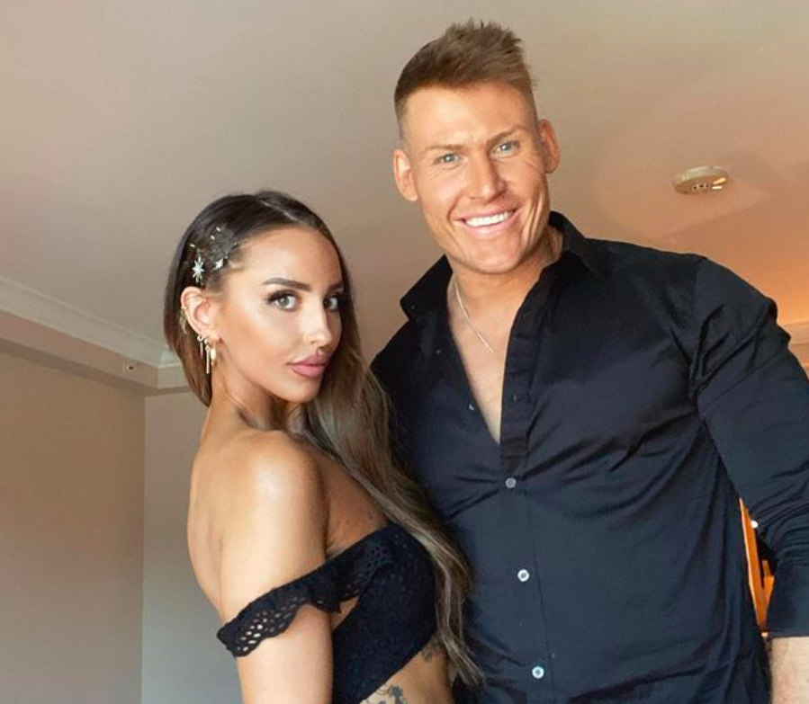Married at First Sight Australia partners