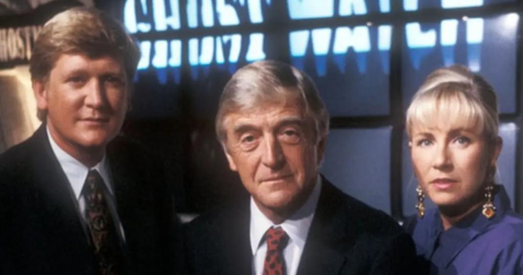 Ghostwatch, BBC, hosts