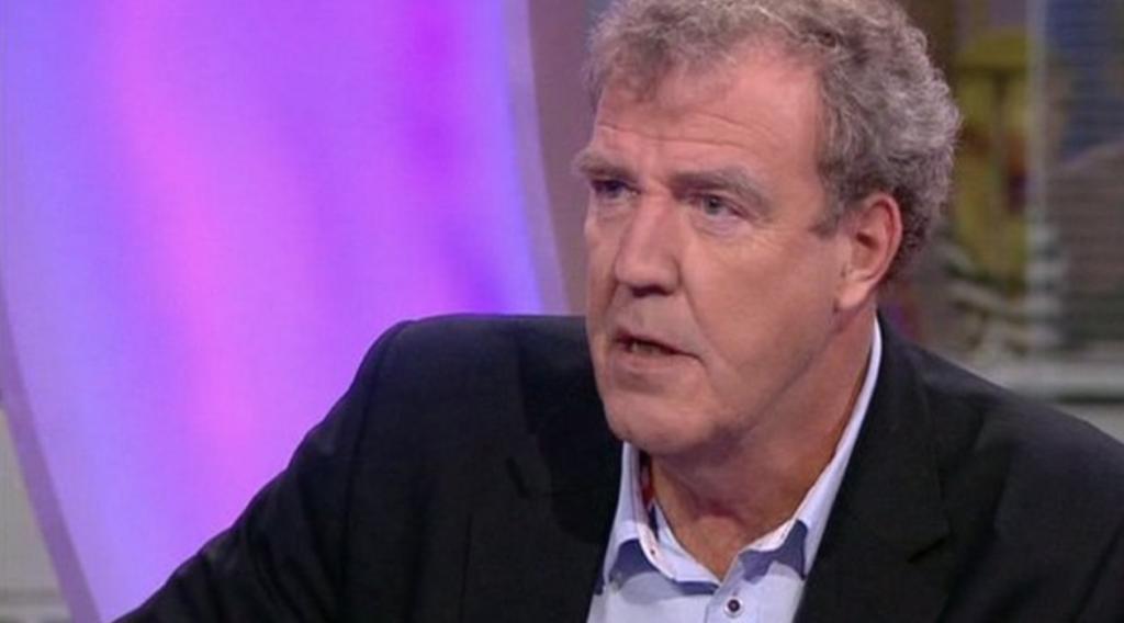 Jeremy Clarkson, The One Show, BBC