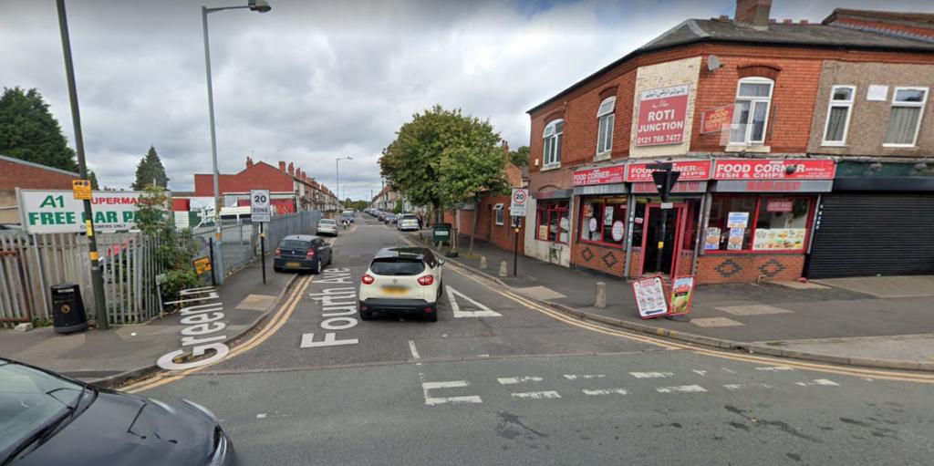 Green Lane, Birmingham, Maps