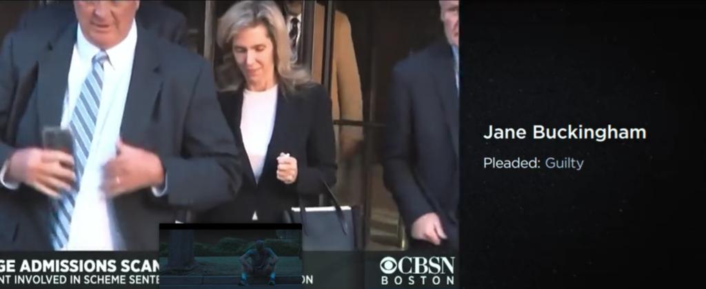 Jane Buckingham, College Admissions Scandal, Operation Varsity Blues, Netflix, celebrities, famous people, involved