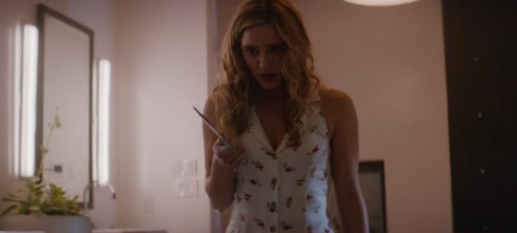 Deadly Illusions, Netflix, review, plot, nanny , Grace, movie, film