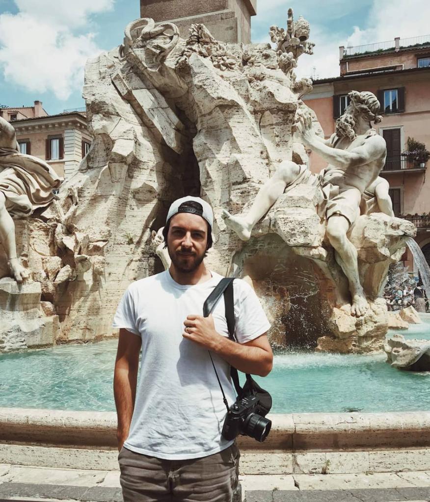 Ali Tabrizi, filmmaker, creator, Seaspiracy, Netflix, documentary, about, Instagram
