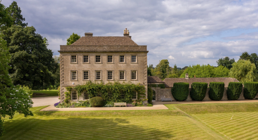 Langley House, the Costwolds, Made in Chelsea, house, mansion, manor, series 21, filmed, set, where