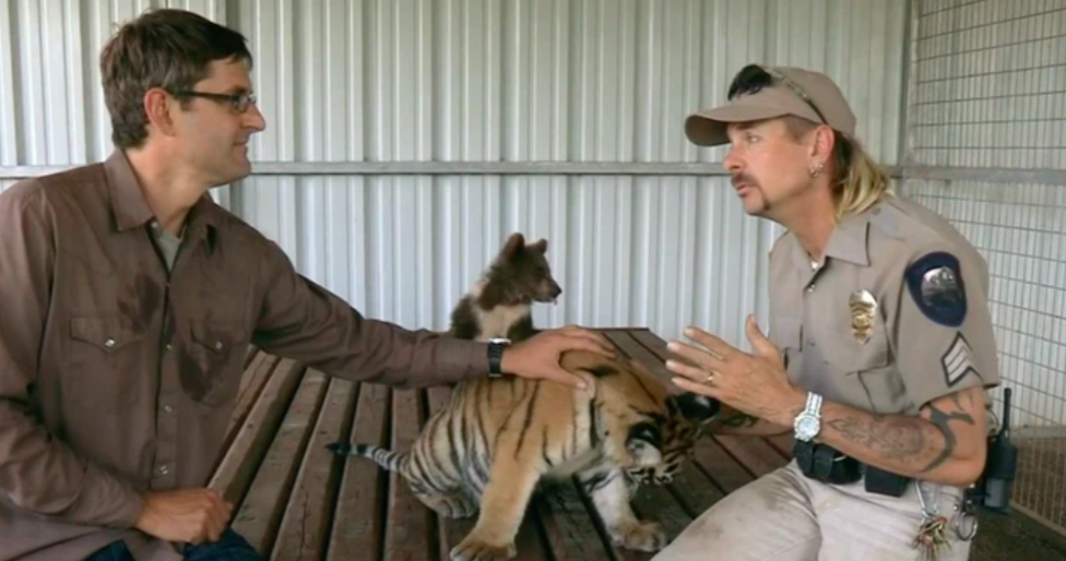Louis Theroux Tiger King