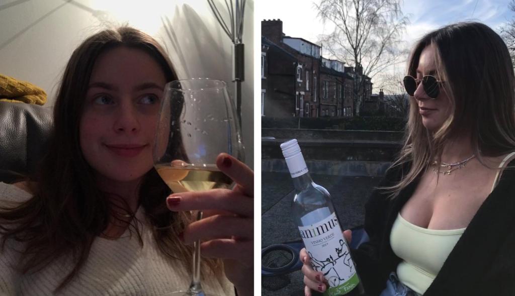 lizzy, transformation, wine