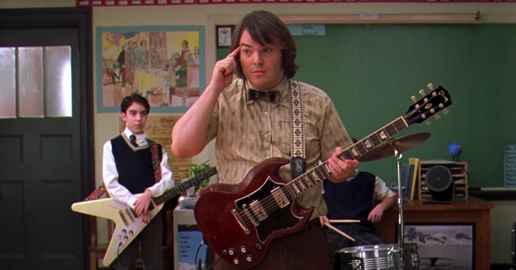 school of rock, lyrics quiz