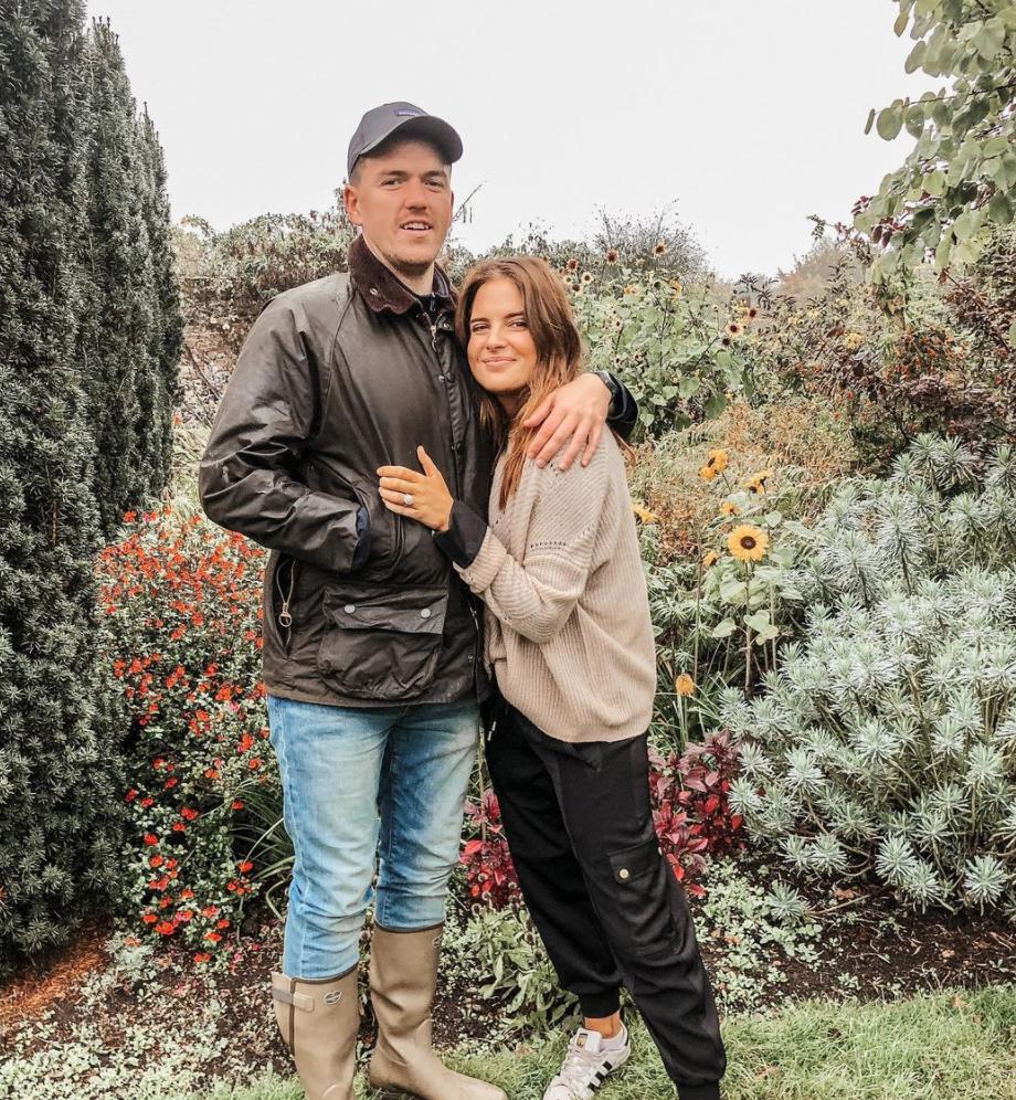 Binky Felstead, fiance, engaged, Max Darnton