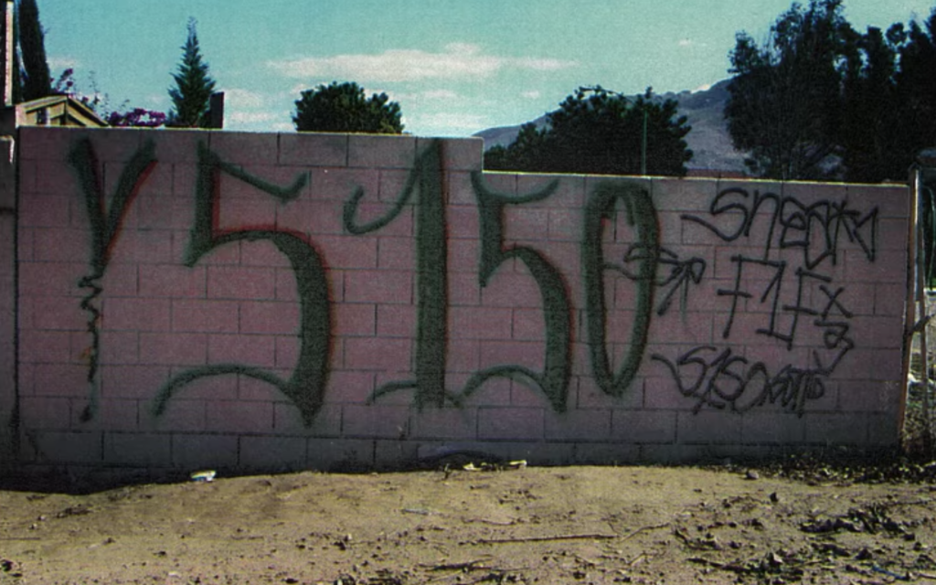 5150, gang, Riverside, California, meaning