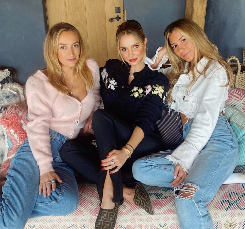 Inga Valentiner, Made in Chelsea, new, cast, Instagram, Tiffany Watson, Sophie Hermann